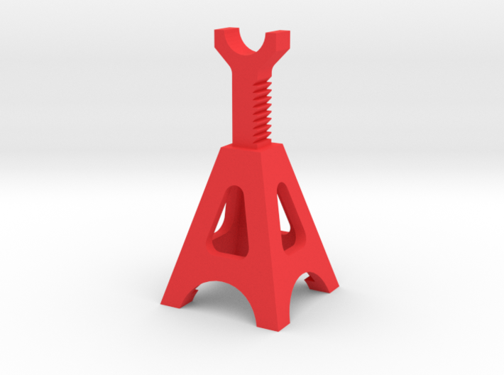 Scale Jackstand 3d printed