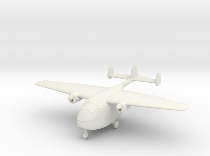 1/200 Miles M57 Aerovan 3d printed
