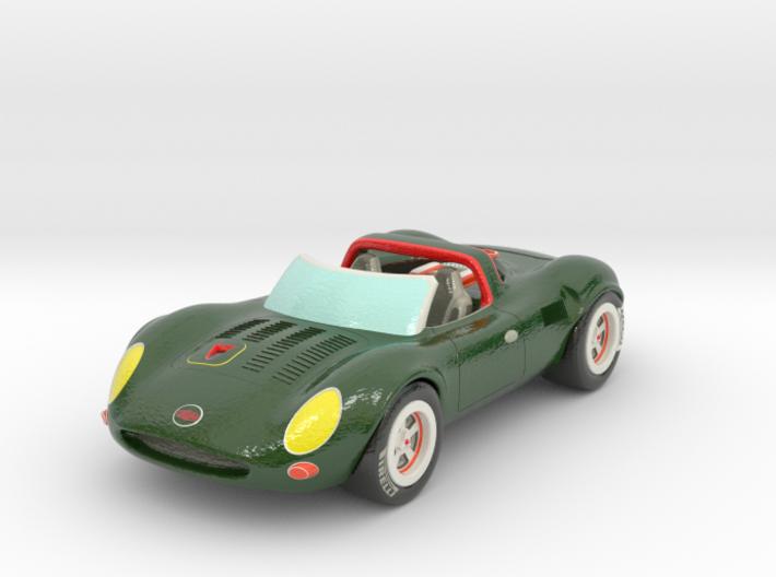 JaguarXJ 3d printed