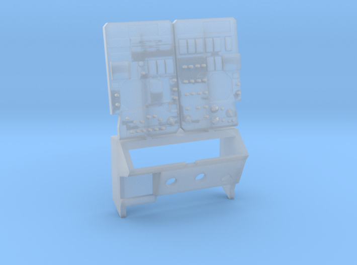 F04-Panels 1-2 3d printed
