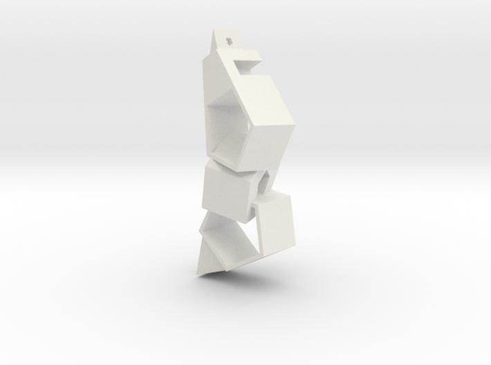 Pentagonia 3d printed