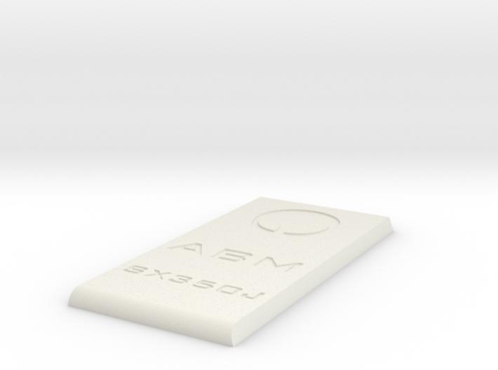 SX350J 2x18650 simple mod - LID 3d printed