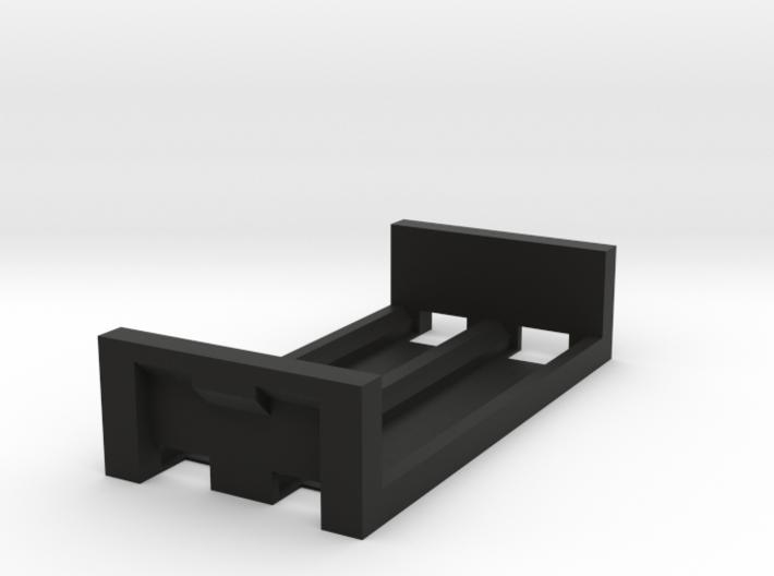 SX350J 2x18650 simple mod - SLED 3d printed