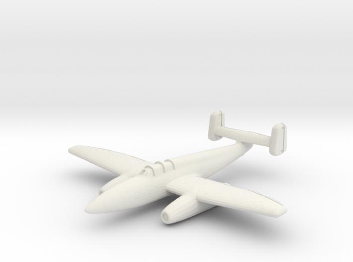 Heinkel He 280 V2 6mm 1/285 3d printed