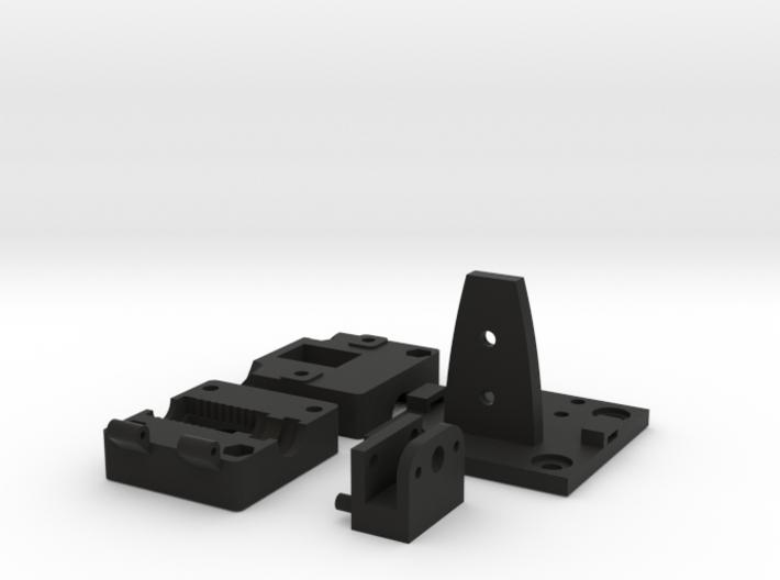 TS 2020 Hexagon Mount Suite 3d printed
