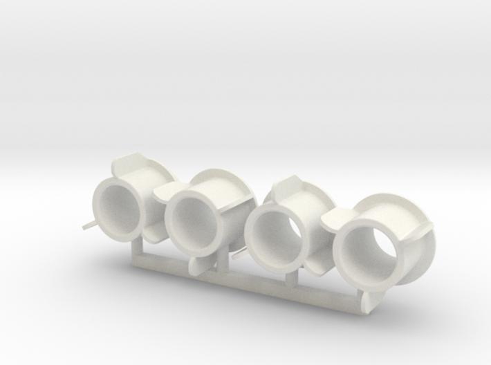 Smiths Gauge Lamp Adapter 1 3d printed