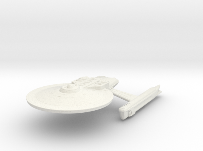 Ares A Class Refit 3d printed