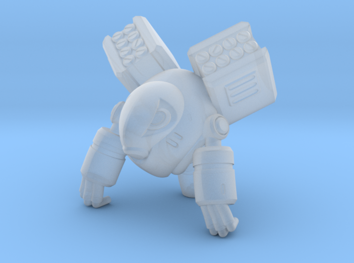 March 05 Robot 3d printed
