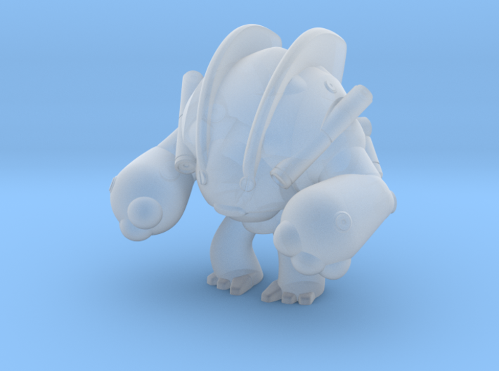 March 30 Robot 3d printed