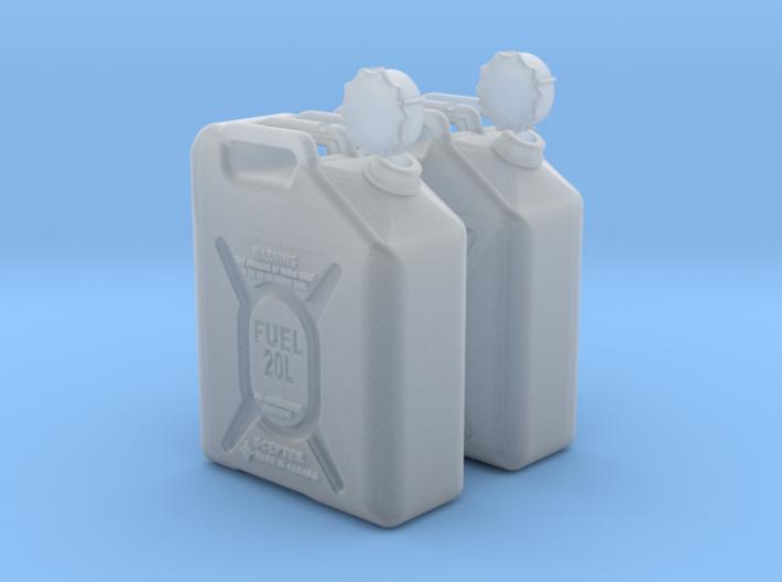 1-16 Military FUEL Can FUD SET1 3d printed