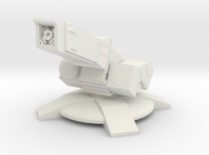 285 synchro cannon 3d printed