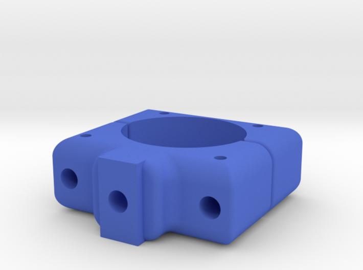 Accu holder brackets for pedelec & e-bike  3d printed