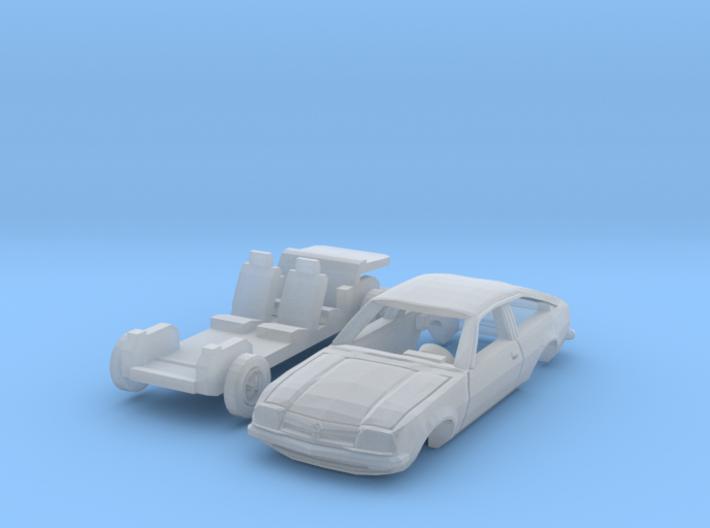 Opel Manta CC (N 1:160) 3d printed