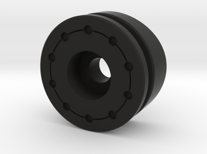 Covertec Button MKII MHS Compatible 3d printed