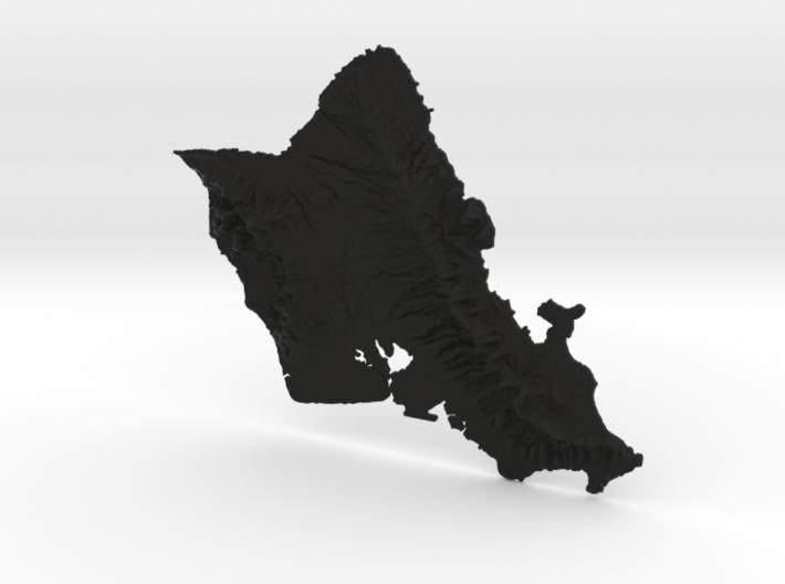 Oahu 3d printed