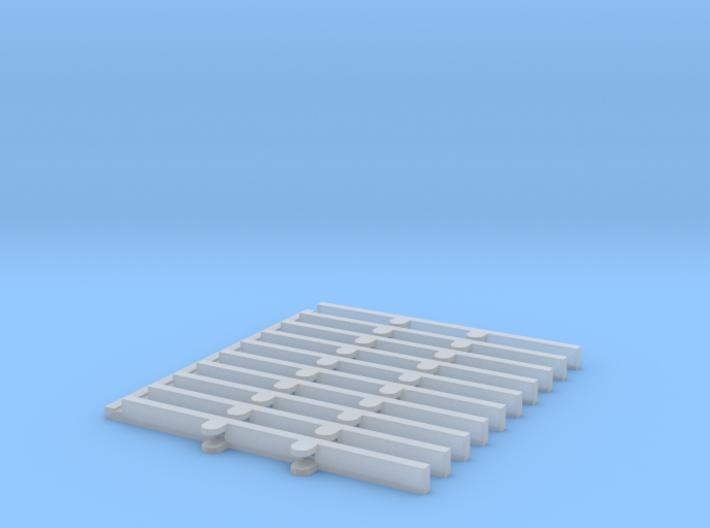 Haspelhalterung für eine Rietze Haspel 3d printed
