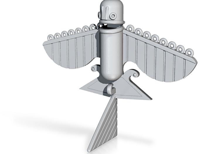 Bird ancient flying machine 3d printed