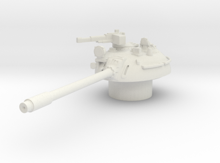 1-100 T55A Turret-5 3d printed