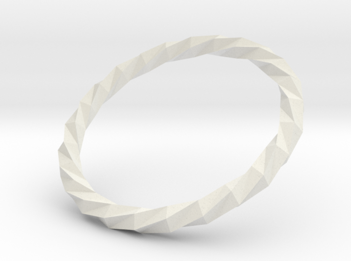 Twistium - Bracelet P=210mm 3d printed