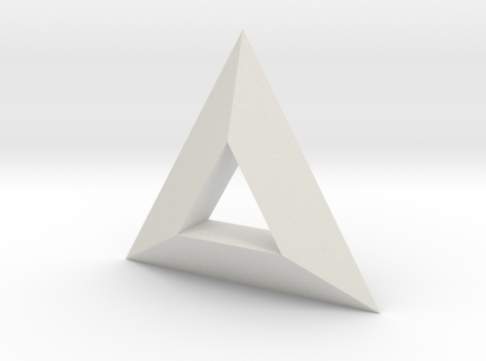 TriAngular 3d printed