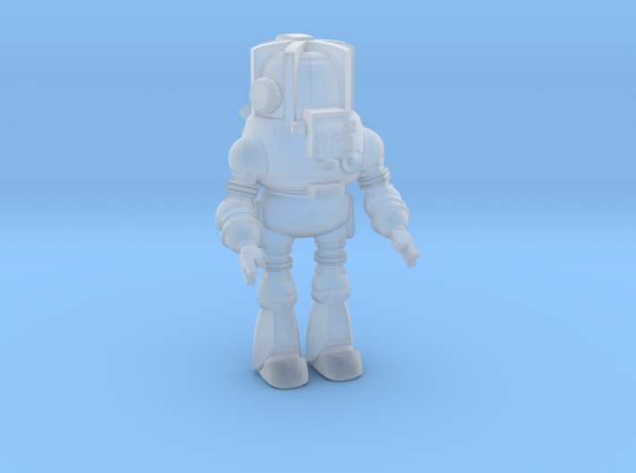 1-87 Scale Brew-Bot 3d printed