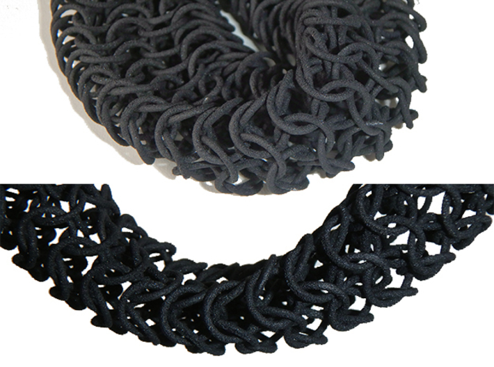 Knight's_Necklace_1 3d printed 3Bs