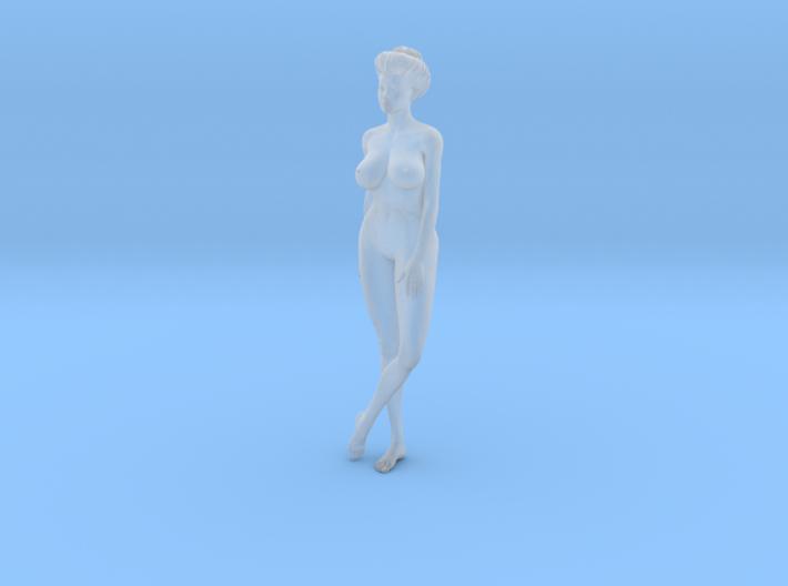 1/32 Elegant lady 016 3d printed