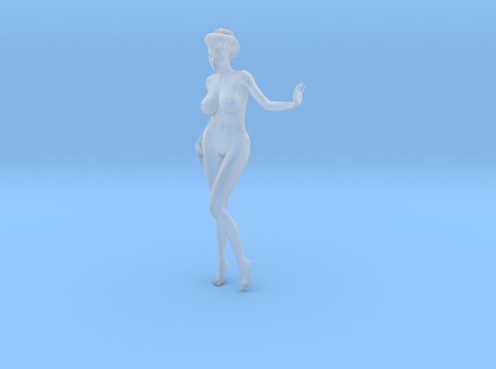 1/32 Elegant lady 019 3d printed