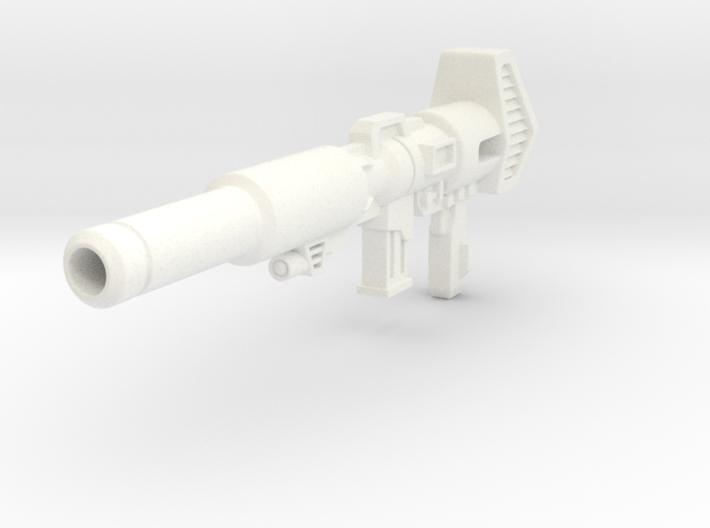 MP-10 Optimus Blaster 3d printed