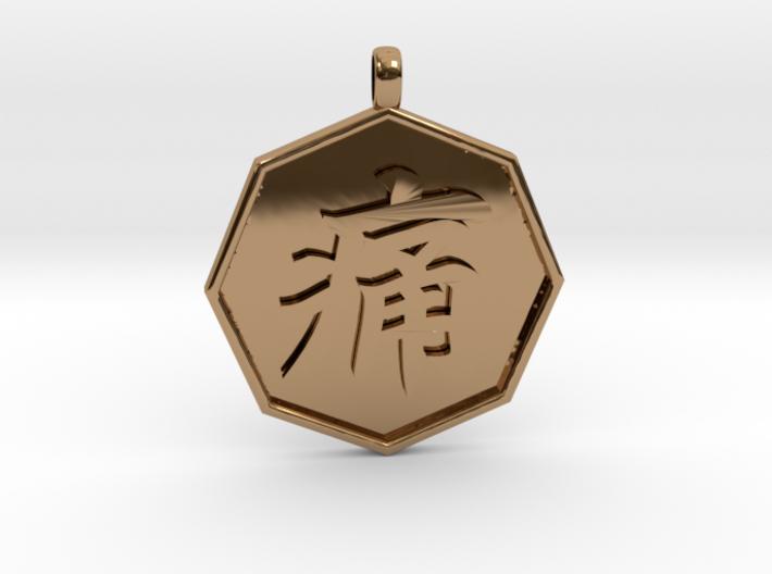 Itai pendant 3d printed