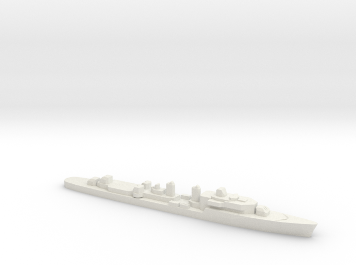 T47 Class Command Destroyer (1962), 1/2400 3d printed