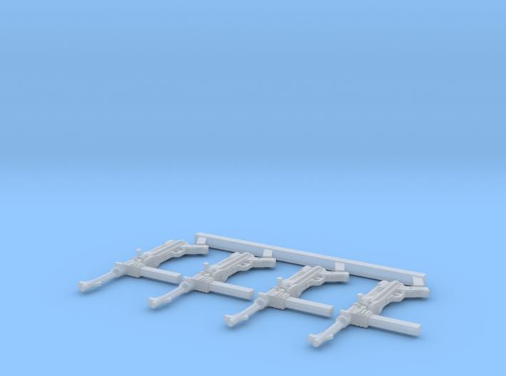 1/35 MP-38 submachine gun 3d printed