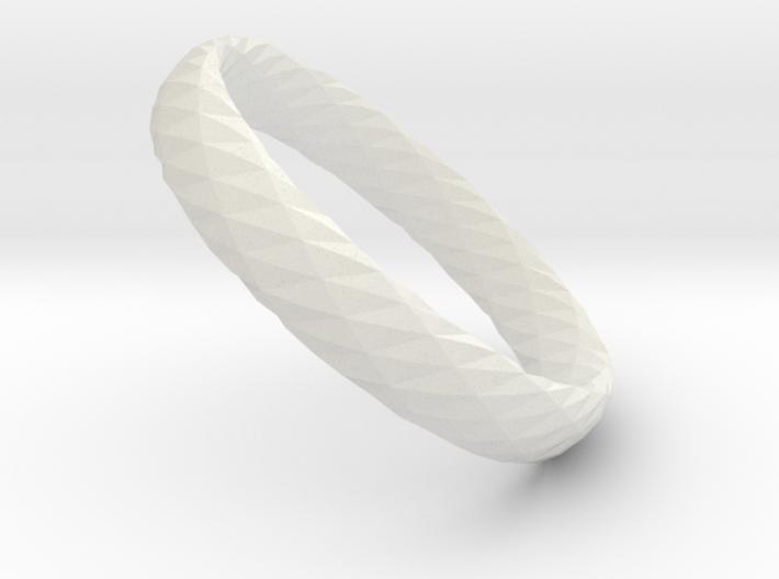 Twistium - Bracelet P=180mm h15 3d printed