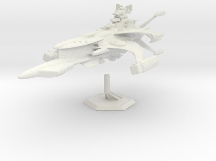 Star Sailers - Suphiloryn - Pirate Cruiser 3d printed