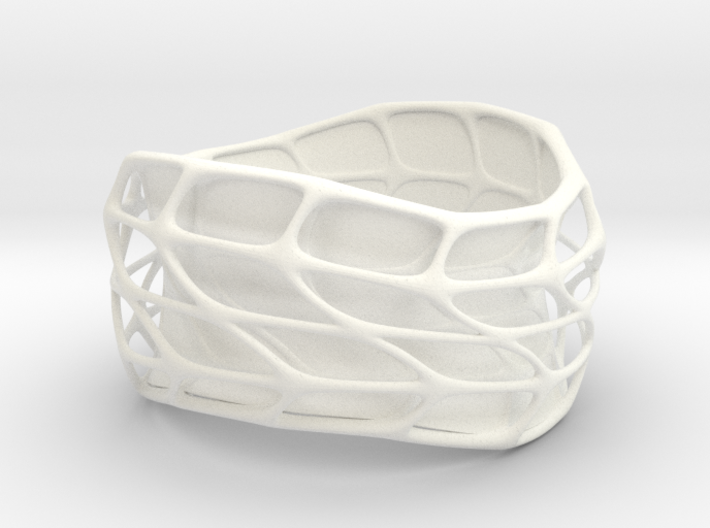 Panel Twist Hollow (sz M/L) 3d printed