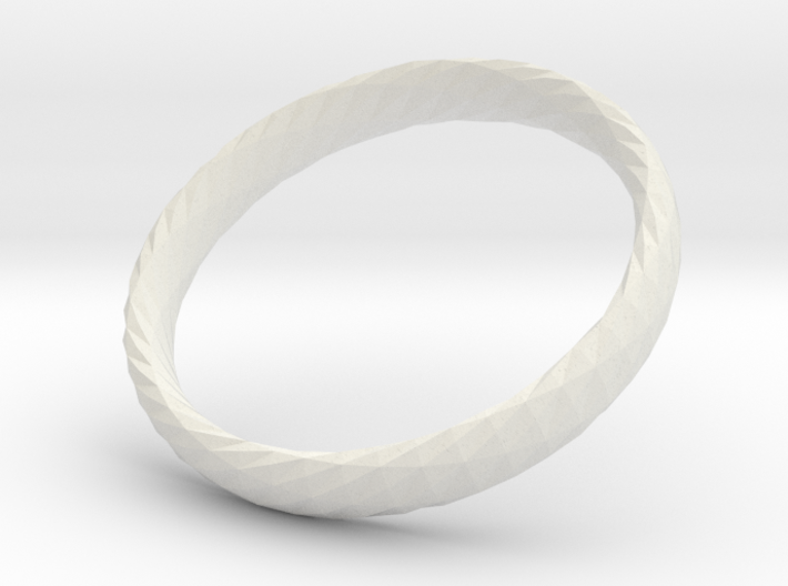 Twistium - Bracelet P=210mm h15 3d printed