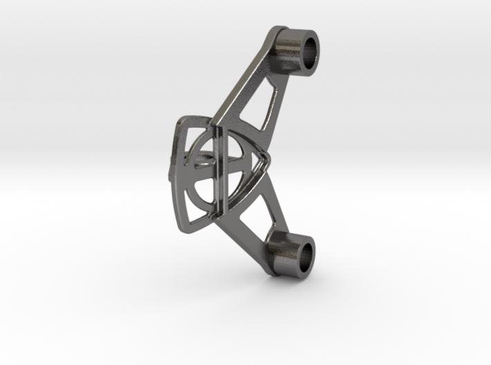 Multi 1200 DVT Grundhalter Lenkerbruecke - Stahl 3d printed