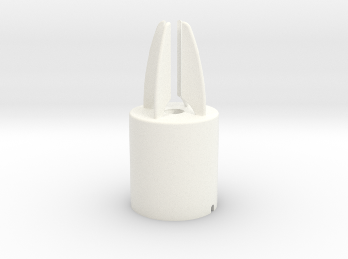 Apple Pencil Rocket Dock 3d printed