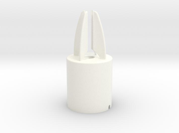 Apple Pencil Rocket Dock 3d printed