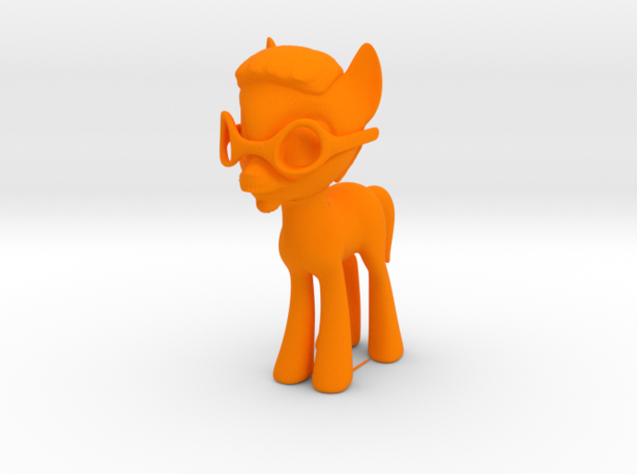Phil Pony 3d printed