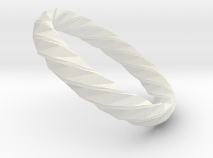Twistium - Bracelet P=220mm h15 Alpha 3d printed