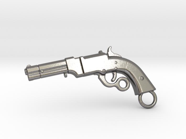 Volcanic Gun 3d printed