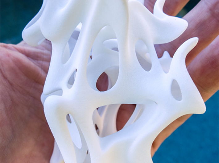 """Aboxa Holy Vessel 3d printed 3"""""""