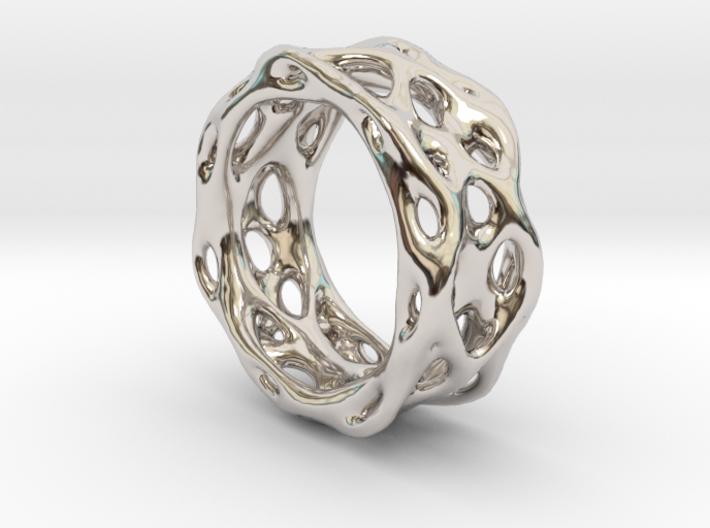Organixz Ring 1 3d printed