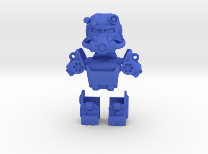 Power Armor 3d printed