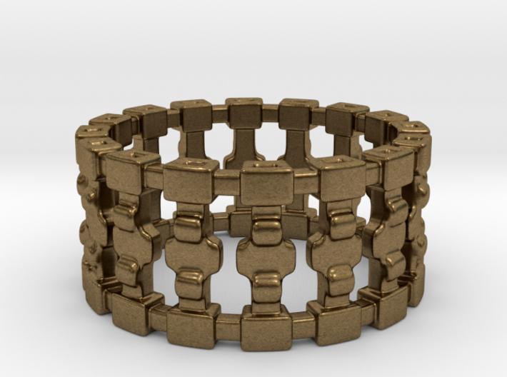 Treyu Ring 3d printed