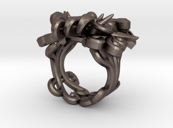 Balon Ring 01 3d printed