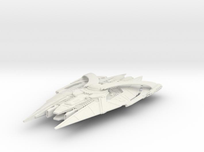 NR Advanced Cruiser 3d printed