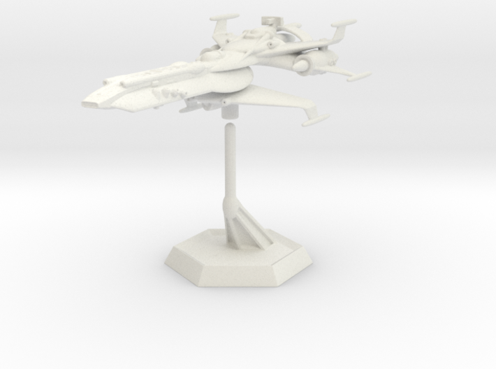 Star Sailers - Hunter Class - Astro Fighter 3d printed