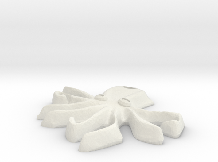Tesselpus Charm 3d printed